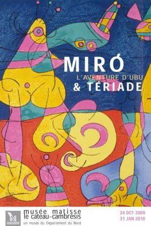 À la rencontre de Joan Miró
