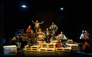 Cabaret Georges Brassens à la Comédie Française